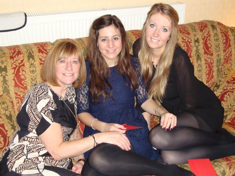 Mum, Nat & I