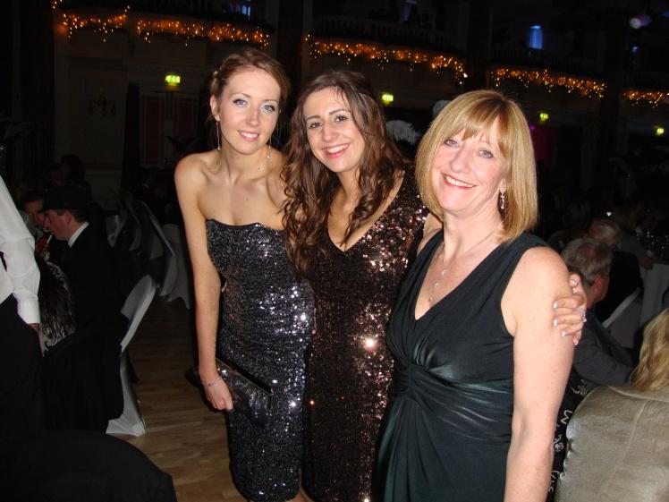 NYE - Nat, Mum & I