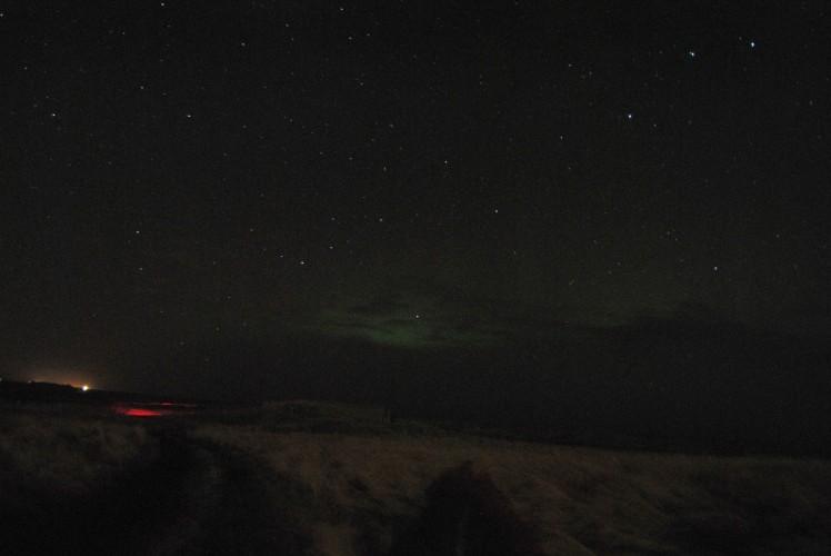 Northern Lights dot
