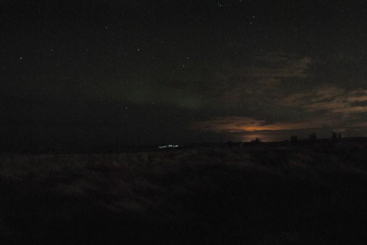 Northern Lights wave